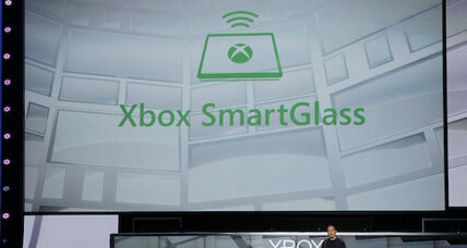 SmartGlass makes Xbox gameplay a two-screen experience