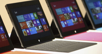 Microsoft Surface: Can a Windows 8 tablet compete?