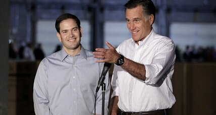 Can Hispanics see themselves as 'Junto con Romney' – Together with Romney?