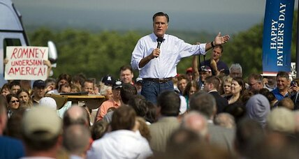 Mitt Romney sits for an interview, and not just on Fox News