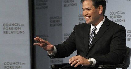 Marco Rubio gets VP nod in conservative straw poll