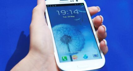 Samsung Galaxy III coming to US? Legal battle looms.