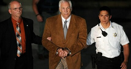 Ex-Penn St. assistant coach Jerry Sandusky convicted of sex abuse