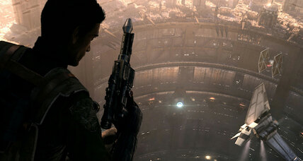 Star Wars 1313: First look at new LucasArts game hits the Web