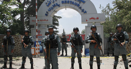 Taliban attack Kabul resort, citing 'illicit fun' and alcohol (+video)