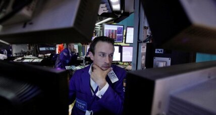 US stocks set for anemic opening