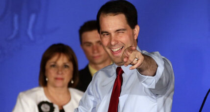 Wisconsin recall election: Scott Walker, Republicans – 1; American democracy – 0