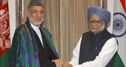India eyes increased role in Afghanistan