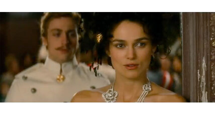 Keira Knightley is 'Anna Karenina' in a new trailer for the film