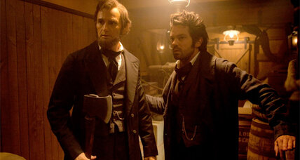 'Abraham Lincoln: Vampire Hunter' is surprisingly enjoyable