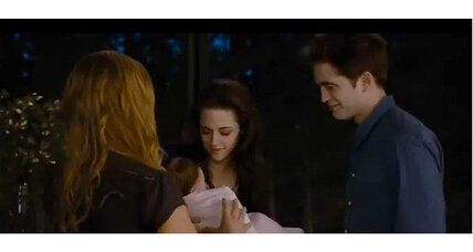 'Breaking Dawn – Part 2' full-length trailer arrives