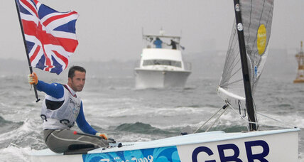 British sailor looks to continue medal-winning ways at London Games