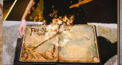 Harry Potter 'Book of Spells' will come to life via Sony