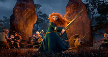Review: 'Brave' is not Pixar's best, but better than 'Cars'