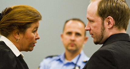 Psychiatrists: Breivik was sane during Norway attacks