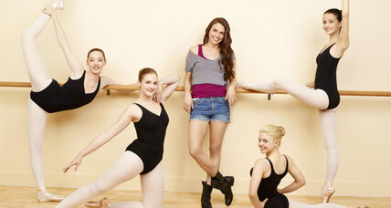 'Bunheads' star Sutton Foster talks about the new series
