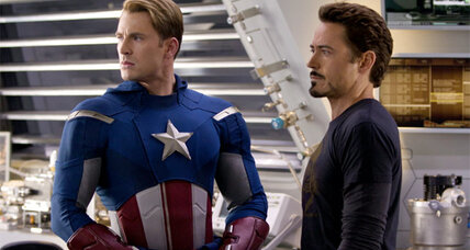 'Captain America 2' may be directed by 'Community' helmers Anthony and Joe Russo