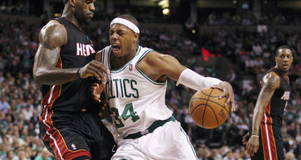 Celtics escape in Game 4 thriller to beat Heat, 93-91