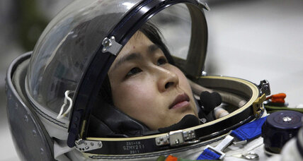 Fighter pilot set to become first Chinese woman in space