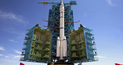 Space launch: One small step for China, one giant opportunity for investors