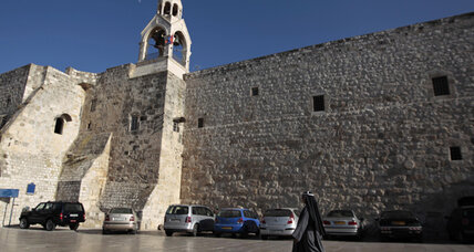 UNESCO designates Church of the Nativity as endangered site