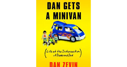 'Dan Gets A Minivan': 6 stories about the transition to parenthood