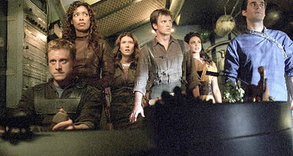 'Firefly' creator Joss Whedon and the cast come to Comic-Con