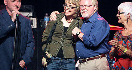 Will appearances by Gabrielle Giffords save Arizona seat for Dems?