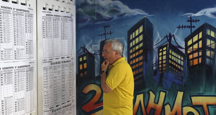 Greece election gives Europe scant breathing room