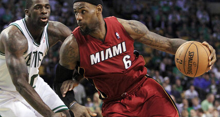 NBA Eastern finals: James leads Heat over Celtics in Game 6
