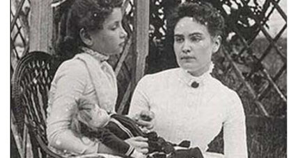 12 quotes from Helen Keller on her birthday