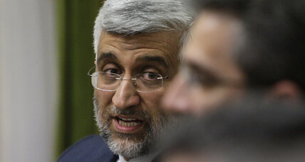 Tehran's No. 1 demand for Iran nuclear talks in Moscow