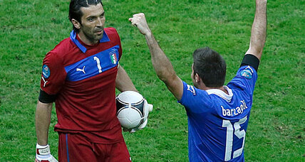 Euro 2012: Italy victorious over Germany, now faces Spain in final