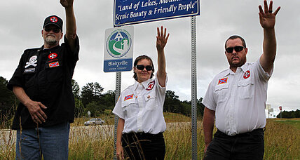 Klan Highway: Is the KKK now a litter bug club?