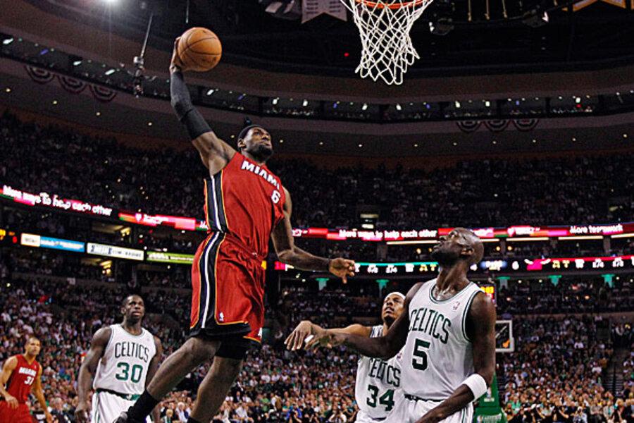 Lebron James Takes Heat To Game 7 With Celtics Csmonitor Com