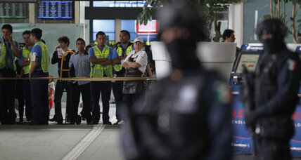 Reporter's notebook: Why Mexico City airport shooting is so troubling