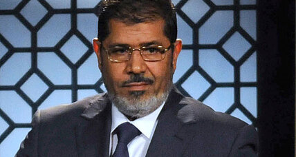 Egypt's Mohamed Morsi wants to renew ties with Iran