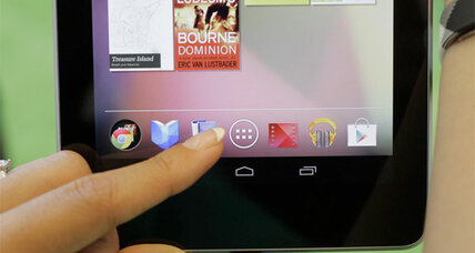 Google's Nexus 7 tablet: better than Kindle Fire?