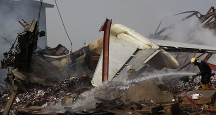 Nigeria plane crash: Was age of aircraft an issue?