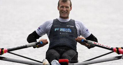 New Zealand rower overcomes injury to compete in London and possibly beyond