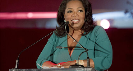 Does Oprah still have her book mojo?