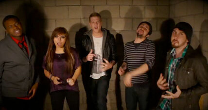 'Sing-Off' a cappella winners Pentatonix release their first EP