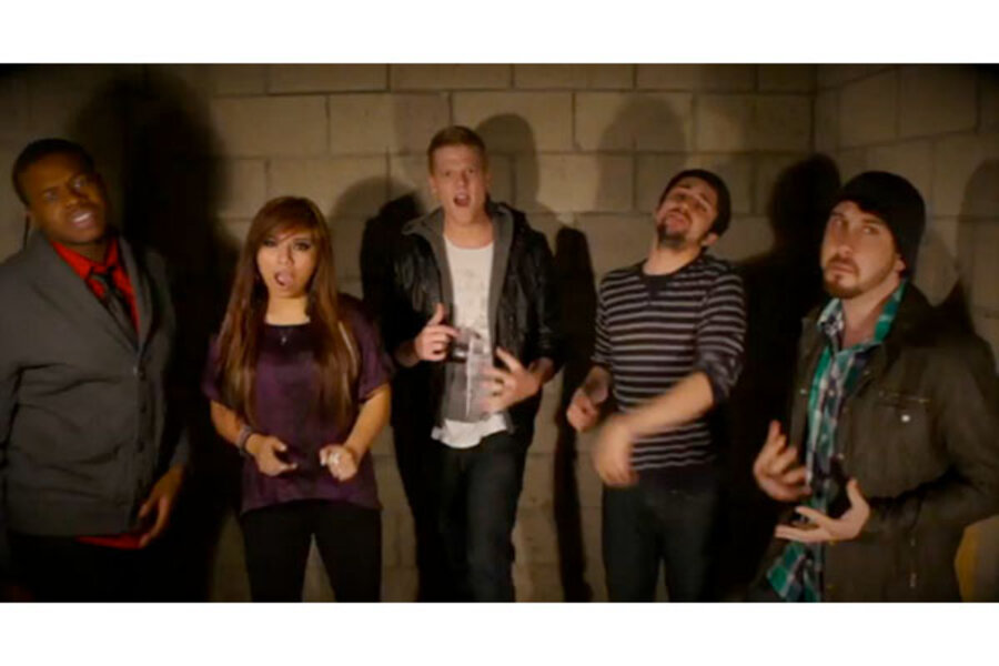 Sing-Off' a cappella winners Pentatonix release their first EP