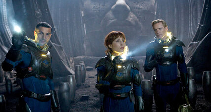 Prometheus: movie review (+video)