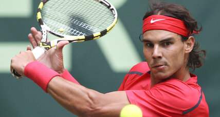 Nadal to carry Spanish flag in opening ceremonies of London Olympics