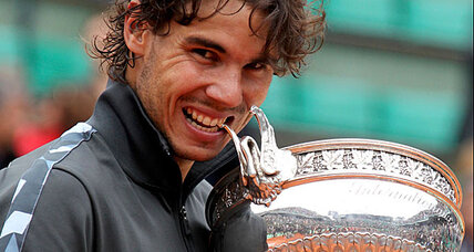 Rafael Nadal takes record seventh French Open title