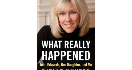 John Edwards' mistress discusses their relationship in forthcoming book