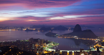 At Rio+20 environmental summit, is 'catastrophe' inevitable?