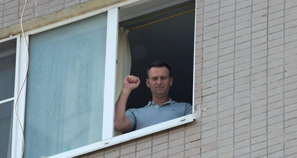 Russian police raid activists' homes on eve of massive anti-Putin protest
