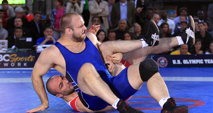 Russians favored in wrestling at London Summer Olympics